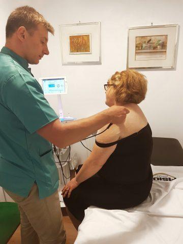 Terapia Tecar - procedura recuperare medicala