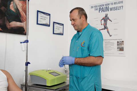Doctor Ortoped Branescu Daniel